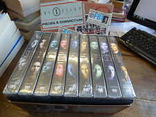 the X files -  pièces à conviction - coffret de l'intégrale 9 saisons - 59 DVD