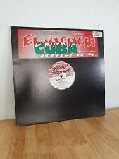 El Mariachi Cuba 12 Inch Vinyl House Record Strictly Rhythm Roger Sanchez