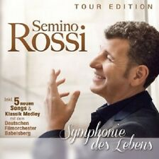 SEMINO ROSSI - SYMPHONIE DES LEBENS (TOUR EDITION)  CD  21 TRACKS SCHLAGER  NEU