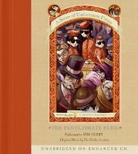 The Penultimate Peril A Series of Unfortunate Events, Book 12)
