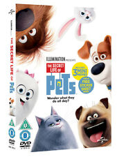 The Secret Life of Pets (with Digital Download) [DVD]