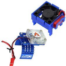 Powerhobby Traxxas Velineon VXl-3 ESC Cooling Fan + Motor Fan Blue: Ruster VXL