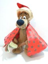 "Scooby Doo 12"" Talking Soft Toy - Dressed As Magician Wizard with Book & Wand"