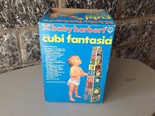 BABY HARBERT #418 CUBI FANTASIA anni 80 NIB rari 10 cubi