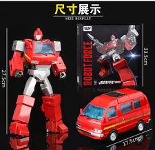 Transformation Weijiang Robot Force Dicast MPP27