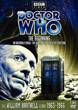 Doctor Who - The Beginning Collection (DVD, 2006, 3-Disc Set)