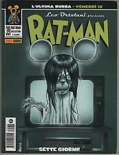 RAT - MAN Collection n.39  ratman  SETTE GIORNI !  the ring comics parody