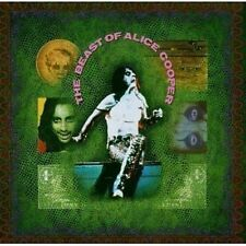 Alice Cooper Beast Of Best Of CD NEW School's Out/Elected/No More Mr Nice Guy+