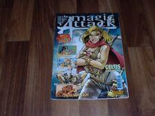 Magic Attack 4 Willard Verlag avec Troll de Troy/ATALANTE + Navis + petite coccinelle