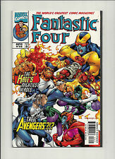 Fantastic Four  #16 NM Vol 3