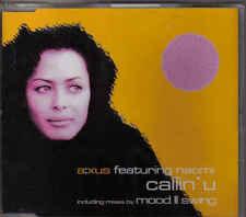 AXUS-Calling U cd maxi single