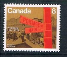 Canada 1974 Winnipeg Centennial SG 775 MNH