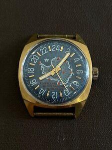 Советская антарктическая экспедиция / Antarctica Expedition Soviet Wrist Watch