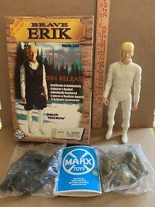2001 Marx Brave Erik Viking Warrior 30th Anniversary Edition