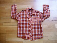 Boys NEXT long sleeved shirt age 8 excellent condition lovely