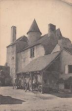 MENNETOU-SUR-CHER 47 place de l'église ancien château du loup