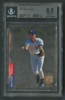 1993 SP Derek Jeter RC Rookie #279 HOF BGS 8.5 NM-MT