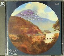 ANTHONY PLEETH & MELVYN TAN Beethoven Complete Cello Music Sonatas 2-CD Hyperion