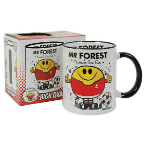 FOOTBALL MUG - great gift for the FOREST fan  ( unofficial )