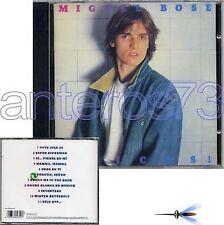 """MIGUEL BOSE """"CHICAS!"""" RARO CD SIGILLATO"""