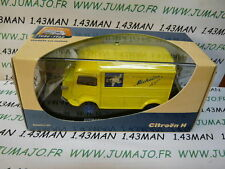 car 1/43 atlas NOREV small utilities : CITROËN HY type H MICHELIN