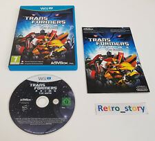 Nintendo Wii U - Transformers Prime - PAL