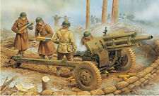 Dragon 1/35 #6499 U.S. 105mm Howitzer M2A1 & Carriage with Crews