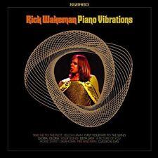 Rick Wakeman - Piano Vibrations [New CD]