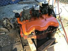 1958 59 60 61 62 Lot Of 2 Chevy 348 Engines With Tri Power Option And Extra Parts