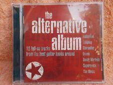 THE ALTERNATIVE ALBUM(THE VINES,SUPERGRASS,RADIOHEAD,STARSAILOR) C.D.NEW