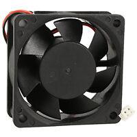 60mm x 25mm PC CPU Cooling Fan 24V 2 Pin Case Cooler 0.15A 6025 CT I1J0 E6A J8R5