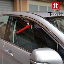 Deflettori Aria Antiturbo Oscurati Honda CRV CR-V IV dal 2012 RM1 RM3 RM4