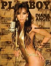 41 Columbian Playboy Magazines + FREE Sexy Bonus DVD  PDF Format On DVD Columbia
