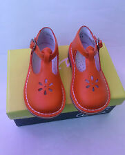 ASTER  BIMBO CHAUSSURES BABIES FILLE POINTURE 21 ORANGE