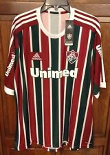 Adidas Fluminense FC Football Soccer Jersey Home 2013 2014 Men XL NWT New M35168