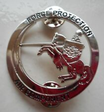 BELGIQUE: FORCE AERIENNE - FORCE PROTECTION - BRELOQUE