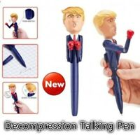 Hanvache Donald Trump Stress Relief Boxing Pen Funny Toy for Pranks 2020