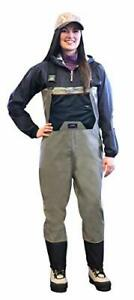 CADDIS CA9907W-S Women's Breathable Stockingfoot Chest Wader Small