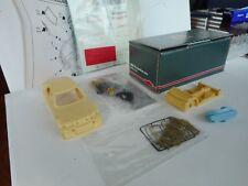 BBR KIT 1/43 MERCEDES C 180 AMG ZOLDER PJ 40 SONAX UNBILT    BOXED