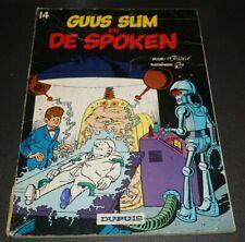 Guus Slim nr 14, en de spoken, 1°druk 1972