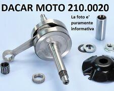 210.0020 ALBERO MOTORE CORSA 39,3 BIELLA 85 MM POLINI PIAGGIO ZIP 50 AIR mod2000