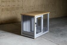 Dog Crate Sideboard