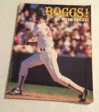 Boggs! by Wade Boggs (1986, Paperback)