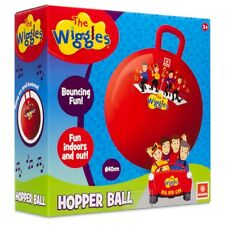 New Licensed The Wiggles Bouncy Hopper Ball for Indoor/Outdoor Fun Active Play