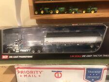 DCP#34104 WHITE PETE 379 SEMI CAB TRUCK WILSON COMMANDER GRAIN TRAILER 1:64/CL