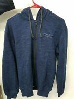 Tatami Monochrome Athletic Long Sleeve Grey//Black Hooded Hoodie Sweatshirt