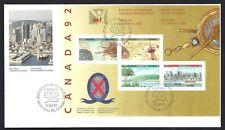 Canada    # 1407a   CANADA 92  OVERSIZE     New 1992 Unaddressed
