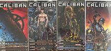 Caliban #1-7 (complete Avatar Press series, 2014)