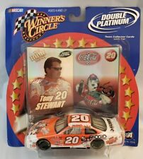 Tony Stewart 1:48 Coca Cola #20 Die cast Double Platinum W card New In Package