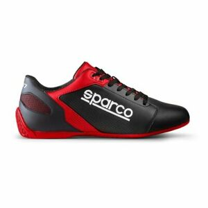 Racing Casual Sparco SL-17 Shoes black red - size 37